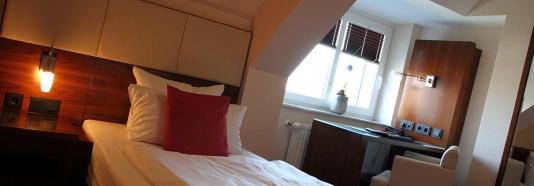 Business-Einzelzimmer - Hotel Adena Bremerhaven