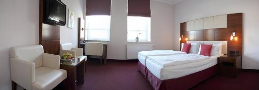 Komfort-Zimmer im Hotel Adena in Bremerhaven
